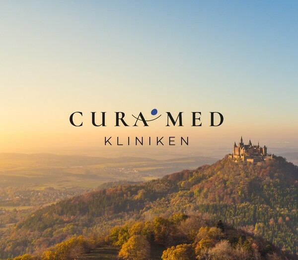 Corporate Design und Websites der Klinikgruppe CuraMed